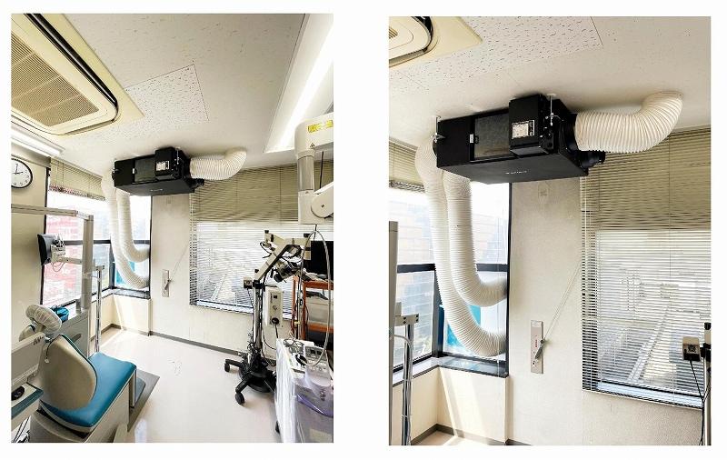 設置例(福地歯科様)2